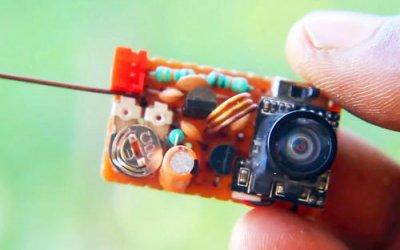 Видеопередатчик для видеокамеры